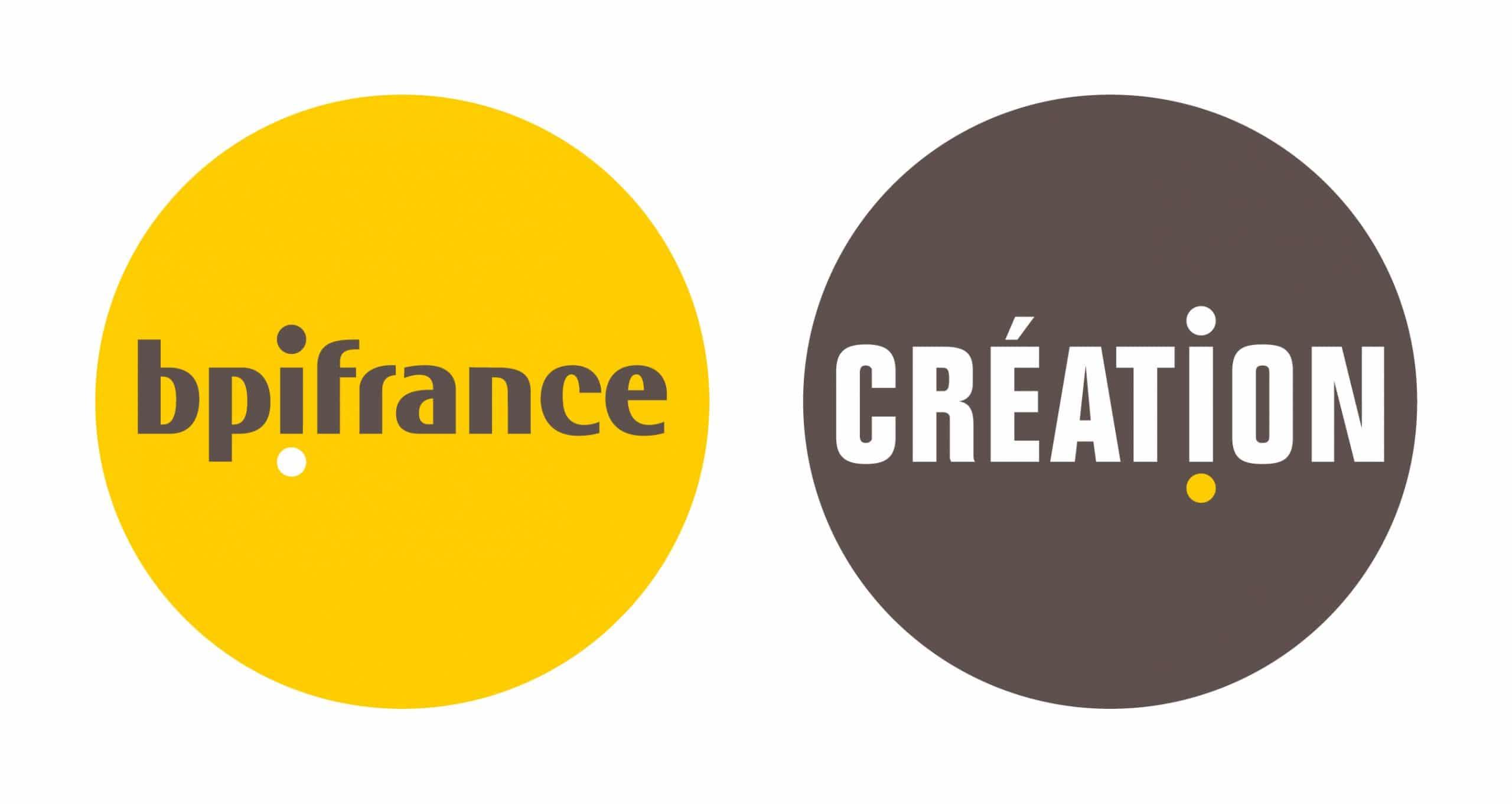 Logo Bpifrance Création